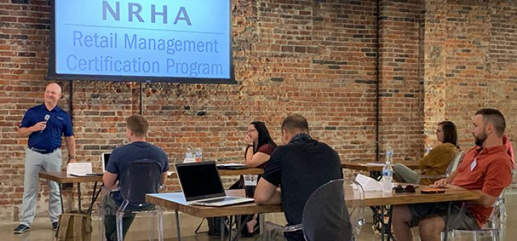 Retail Management Certification Program Wraps Up First Fall Session