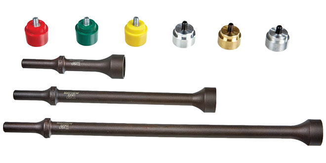 Replaceable Tip Hammers