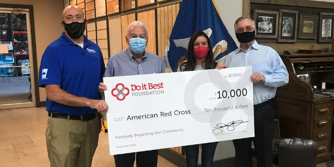 Do it Best American Red Cross