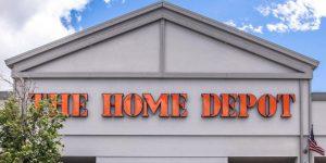 home depot sales 2020