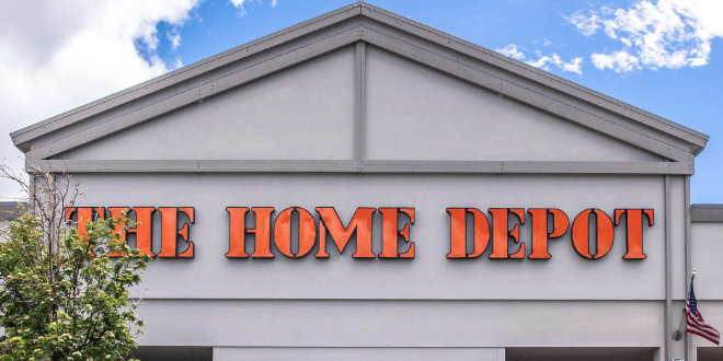 home depot sales 2020