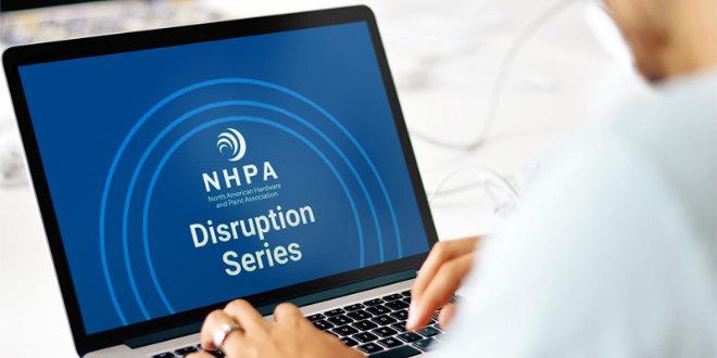 disruption series