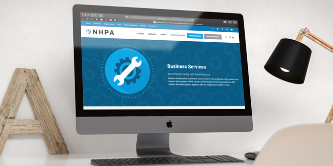 NHPA Business Services