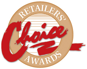 Retailers' Choice Awards logo