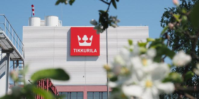PPG acquires Tikkurila