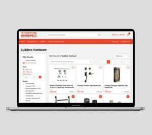 Builders Hardware Website