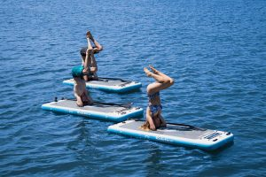 aquatic yoga mat