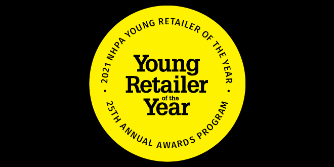 2021 Young Retailer of the Year