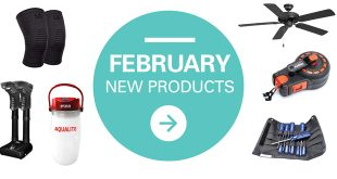 New Products February 2021