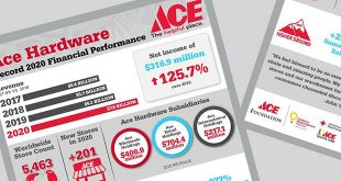 ace hardware 2020 financial results