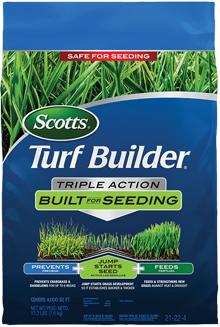 Turf Builder Grass Seed