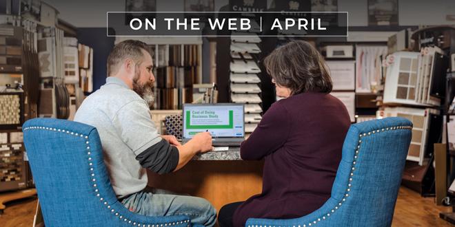 hardware retailing april
