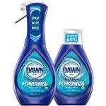 Dish Soap Spray