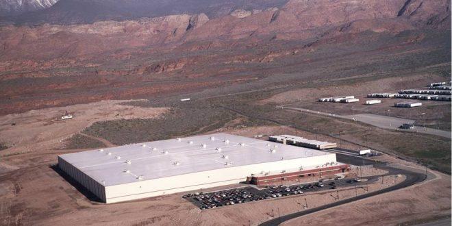 Orgill utah distribution facility