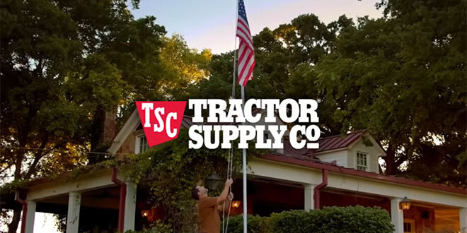 tractor supply q1 sales