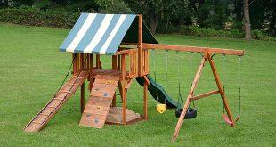 Wood Play Set
