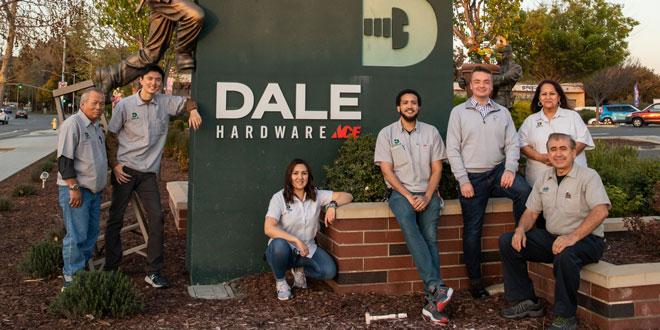 Dale Hardware staff