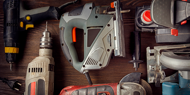 Hand Tools and Power Tools