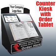 Counter Kiosk