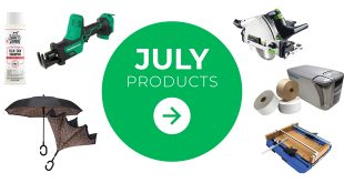 July 2021 New Products