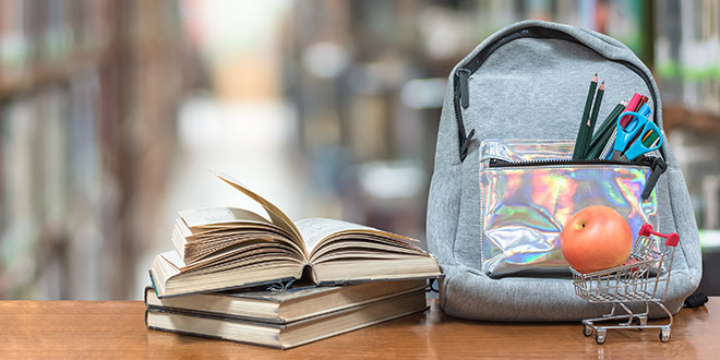 back-to-school spending NRF