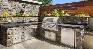 Outdoor Patio Kitchen
