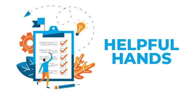 Helping Hands - Last Word