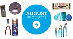 August 2021 New Products