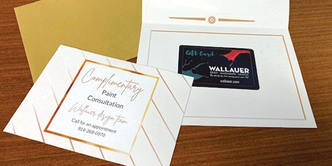 Wallauer Paint Hardware Design Gift Card