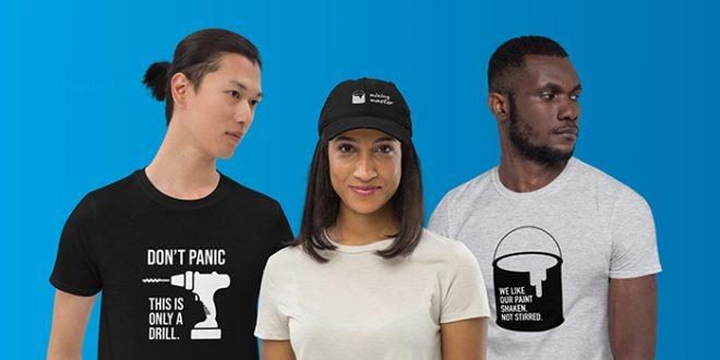 3 People Wearing NHPA merch