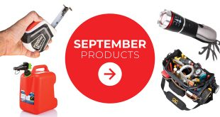 September 2021 New Products