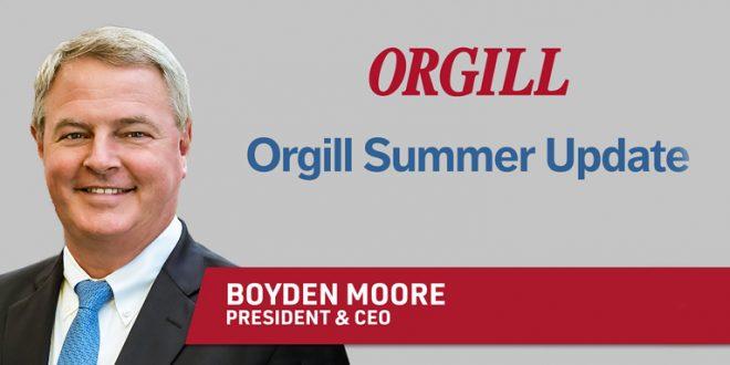 Orgill's Boyden Moore provides a Summer Update.