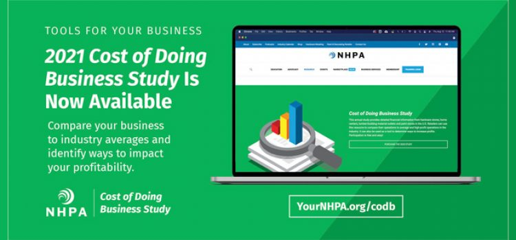 2021 Cost of Doing Business Study Is Now Available
