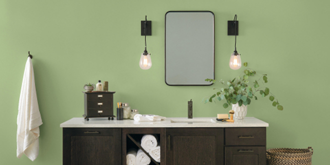 Glidden color of the year