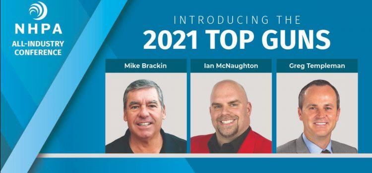 NHPA Announces 2021 Top Guns Award Honorees