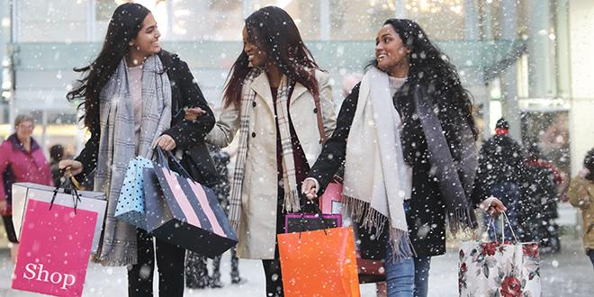holiday shopping season